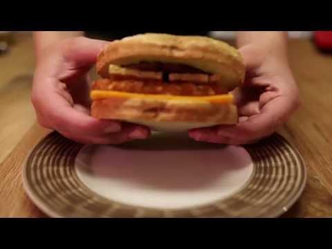 Foxy Vegan Breakfast Creations – Sandwich Edition
