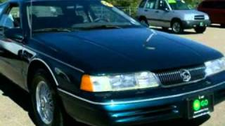 1992 Mercury Cougar #NH633180 in Lone Tree CO Denver, CO