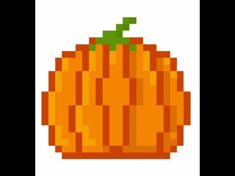 Pumpkin - Calabaza - Ana Vargas Tocora | MyColorChannel