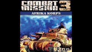 Classic Combat Mission Afrika korps a few boys from texas