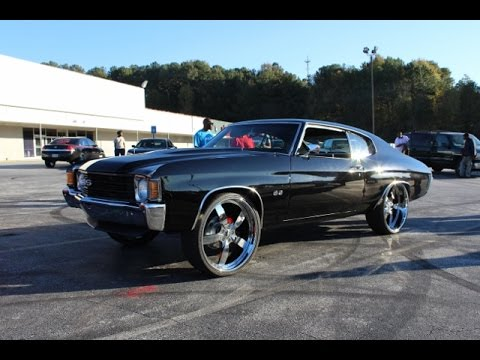 Whipaddict 72 Chevelle Ss On Forgiato Ito 24s Another