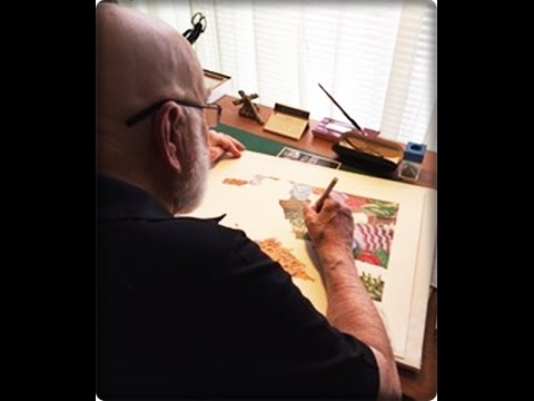 WarnerWords: Pointillism Artistry by Walter J. Smith