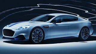 Aston martin rapide e 2020 - 2021 review, photos, exhibition, exterior and interior