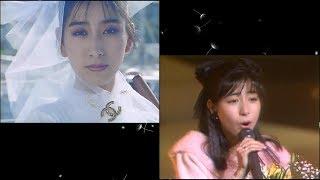 岡村孝子 「はぐれそうな天使 」(Live '87 + MV)