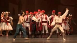 Le Corsaire American Ballet Theatre 1999.avi- parte 1