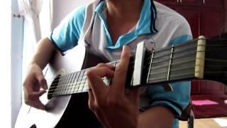 Ngày xưa em đến - Guitar cover