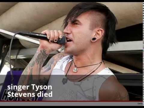 singer Tyson Stevens died of drug overdose