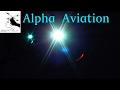 飛行訓練あれこれ#夜間飛行訓練 R22 Night Flight Training