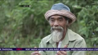Seorang Kakek Hijaukan Puluhan Hektar Bukit Tandus di Wonogiri, Jawa Tengah - NET 12