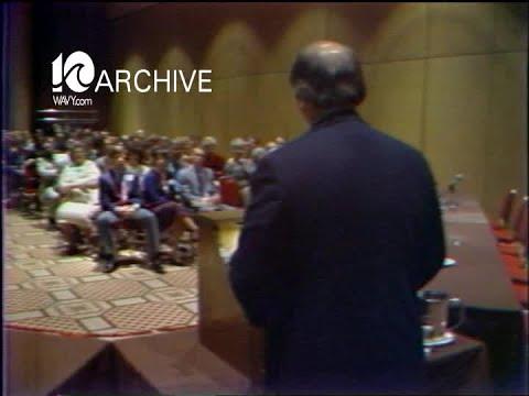 WAVY Archive: 1981 Virginia Press Association - James Brady Speaking