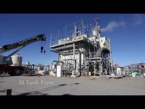 Scenes from the Savannah River Site