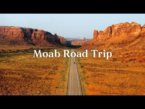 5 Days Camping in the DESERT (w/ friends!)   Mountain Biking + Hiking in Moab, Utah
