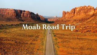 5 Days Camping iฑ the DESERT (w/ friends!)   Mountain Biking + Hiking in Moab, Utah