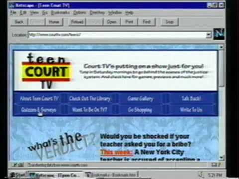 Internet:TCI Show 13 - Midwest Cable Expo - Produced: October 10, 1996