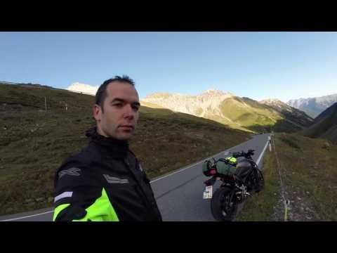 Stelvio Pass from Memmingen mototrip