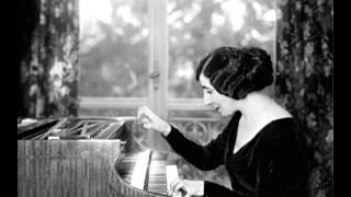 Wanda Landowska plays WTC Bach The Well Tempered Clavier, Book 1 (Harpsichord)