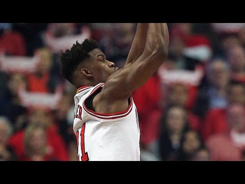 Proof That Jimmy Butler Is Not Human