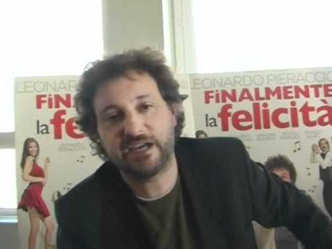 Finalmente la felicità: l'intervista a Leonardo Pieraccioni (il film, Facebook e YouTube)
