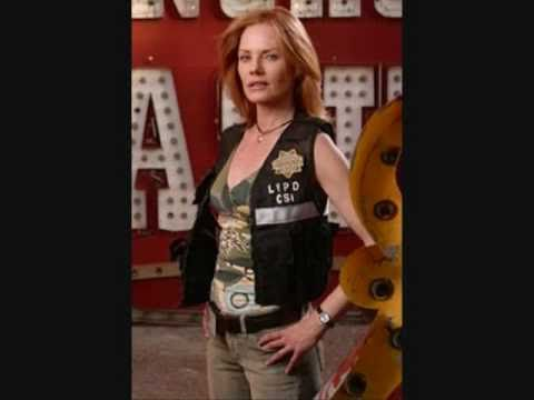 The Magnificent Marg Helgenberger