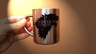 Baixar caneca Game of Thrones