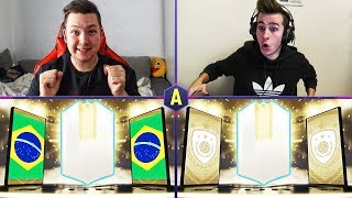 2x IKONA OPTIMUS PRIME W PACK AND PLAY! ADRYAN VS DEXU | FIFA 19