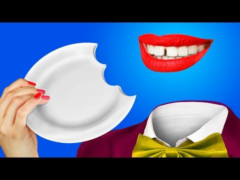 11 Funny Pranks In Wonderland / 11 Alice and Mad Hatter DIYs