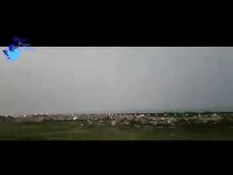 Strange sound from Sky in Iran Astara (FAKE ? )