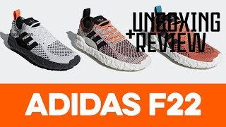 UNBOXING+REVIEW - adidas F/22 Primeknit