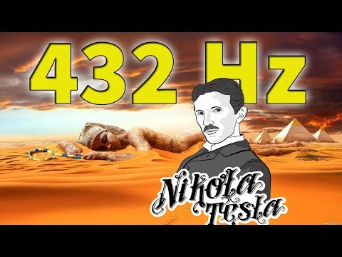 Misterija Frekvencije 432Hz - Tajna Nikole Tesle