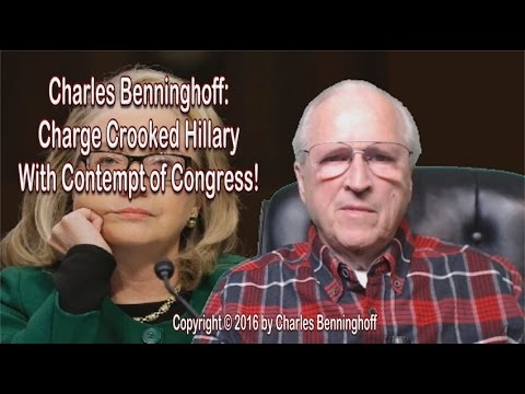 charles-benninghoff:-hold-crooked-hillary-clinton-in-contempt-of-congress