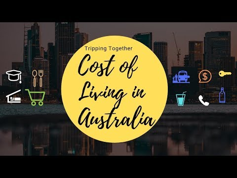 Cost Of Living In Canberra   Australia