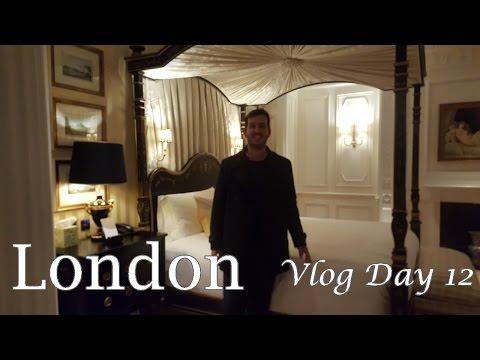 16000€ La noche en la Royal Suite Savoy! | London Vlog | Día 12 | Jackson Kane