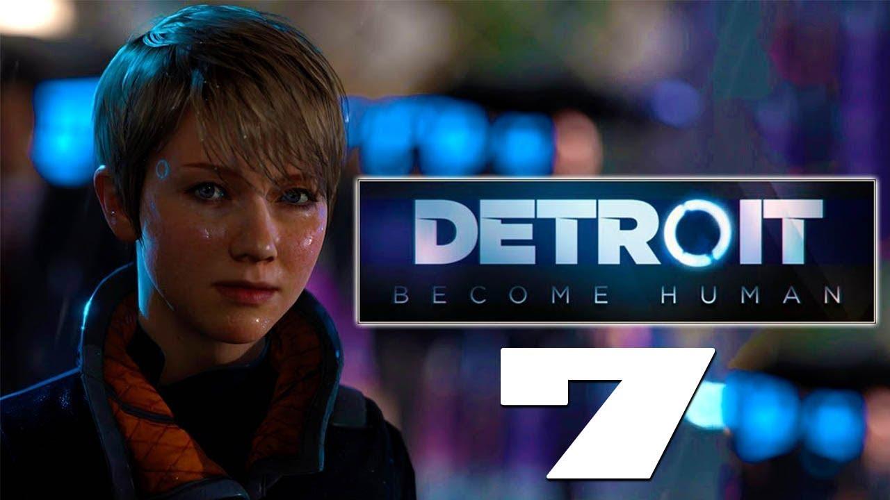 Detroit Become Human (Castellano) #7