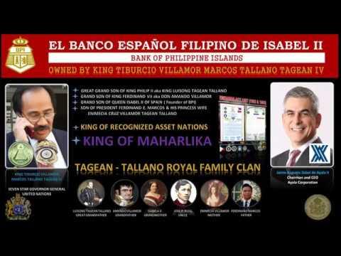 An urgent letter to Mr  Jaime Augusto Zobel de Ayala II