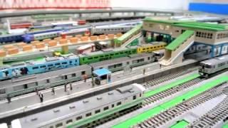 キハ201系気動車と731系電車の併結運転