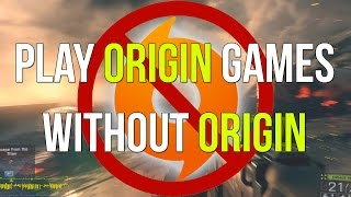Play Origin Games without Origin in the Background! (Outcome) | PC Gaming Quick Tips #3