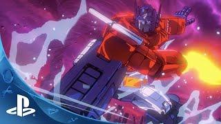 TRANSFORMERS: Devastation - Launch Trailer   PS4