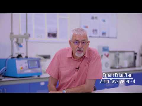 Prof. Dr. Erhan Erkuttan 15 Altın Tavsiye - 4