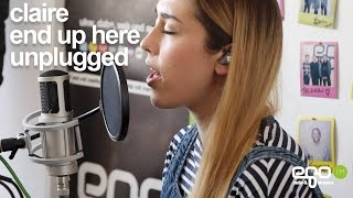 Claire – End Up Here (live @ egoFM)