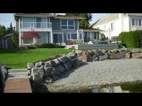 Waterfront Construction - Freshwater Bulkheads