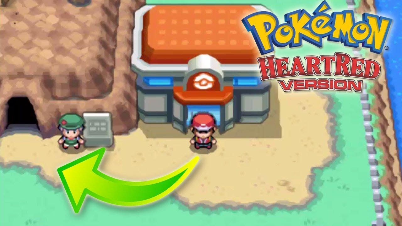 PROBANDO LA NUEVA VERSION DE POKEMON ROJO FUEGO PARA NDS - Pokemon Heart  Red 0 4 7 5 (Android y PC)