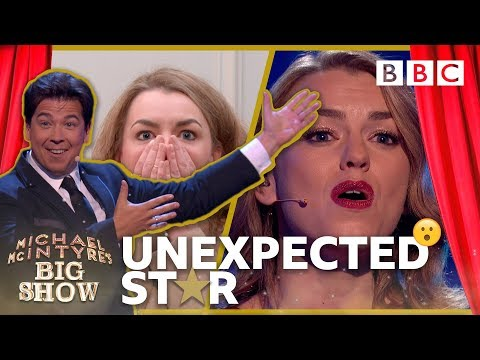 Unexpected Star: Ciara - Michael McIntyre's Big Show: Episode 5 - BBC One