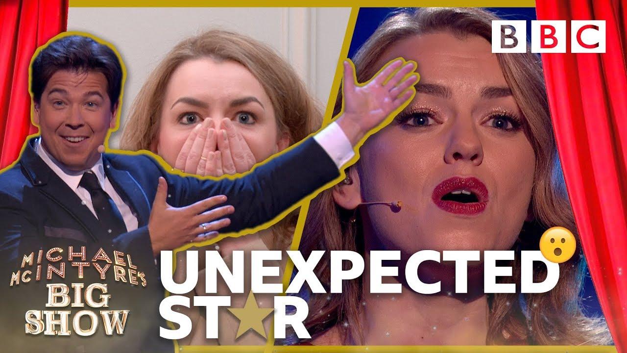 unexpected star: ciara - michael mcintyre's big show: episode 5