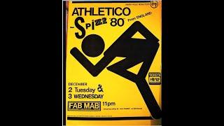 Athletico Spizz 80 (Spizzenergi) Live Mabuhay Gardens 12:3:80