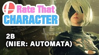 2B (NieR: Automata) -  Rate That Character