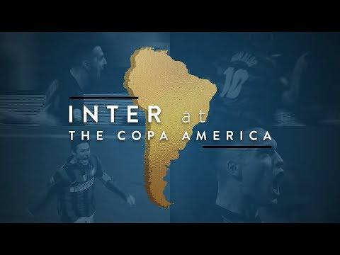 INTER at the COPA AMERICA | Lautaro, Vecino, Miranda, Zanetti, Ronaldo, Milito and many more...! 🌎