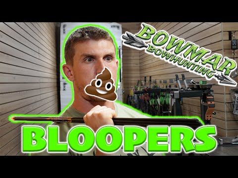 Bowmar BLOOPERS. This should not be on YouTube!
