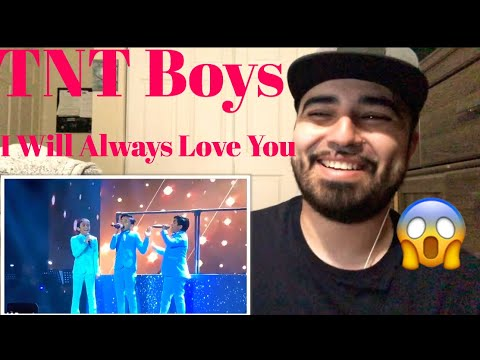 TNT Boys Concert Singing I Will Always Love You and My Own Reaction