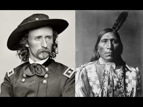 George Armstrong Custer and Native Americans