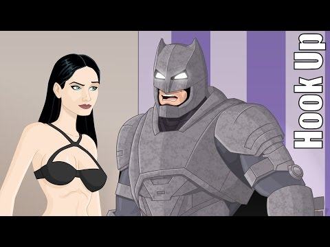 Cartoon Hook-Ups: Batman and Lois Lane